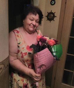 доставка цветов в Измаиле фото